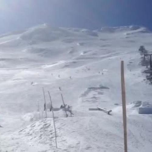 Mitchell Snowboarding