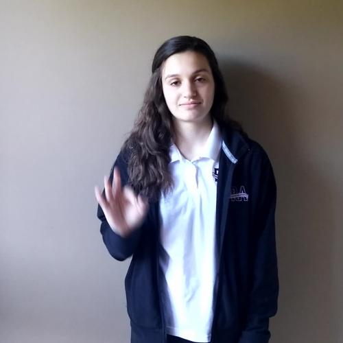 School Song-Sign Language