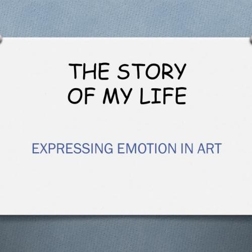 Express Your Feelings in Art