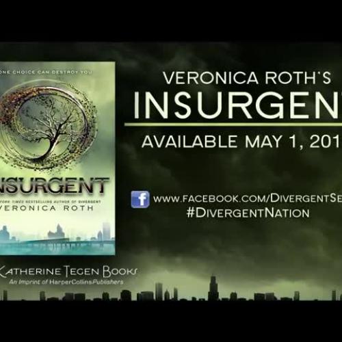 Insurgent Book Trailer