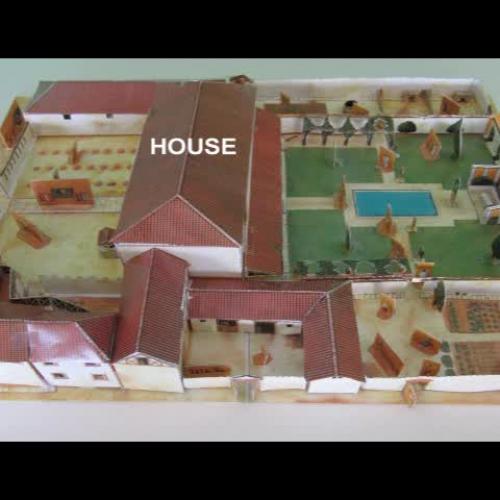 Roman Villa I-Montfort Academy