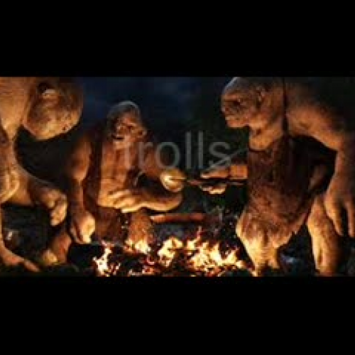 The  Hobbit Book  Trailer