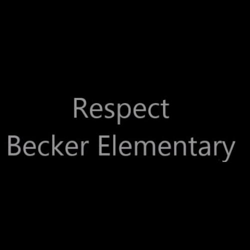 Respect at Becker School