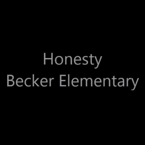 Honesty at Becker