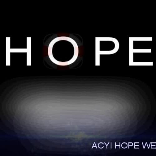 Hope Week Suicide Prevention Hope is Alive
