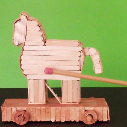 Trojan Horse III-Montfort Academy