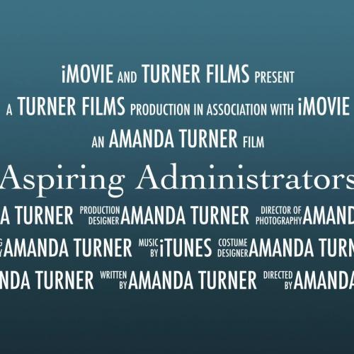 Amanda Turner-Aspiring Administrators Institute Cohort 3