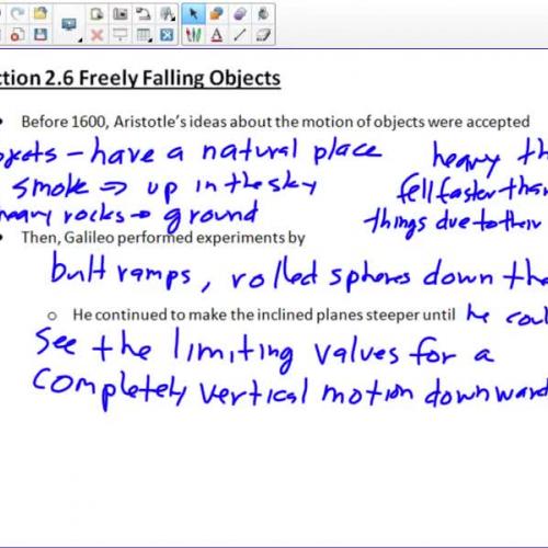 AP Physics 1 Sec 2.6