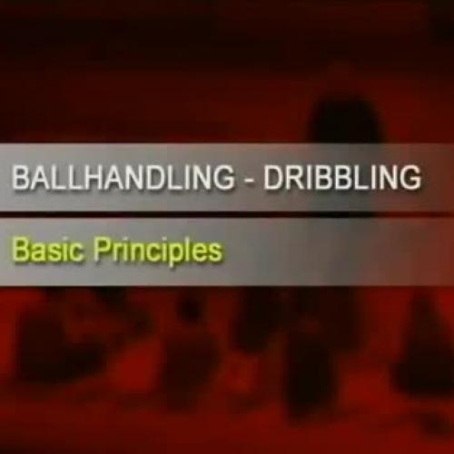 Basic Principles of Ballhandling and Dribbling
