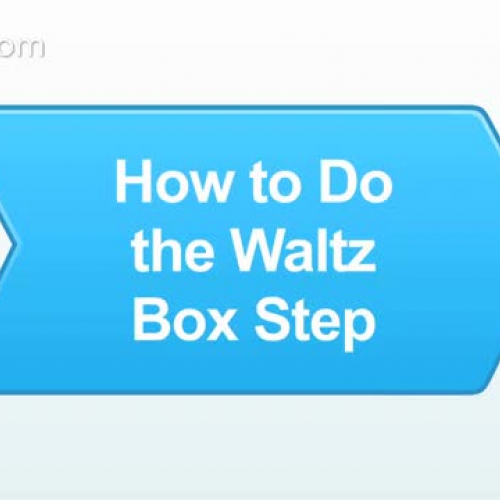 How to Do the Waltz Box Step