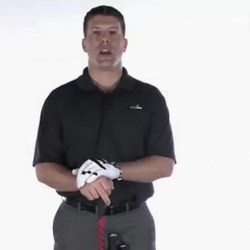 Golf Basics on Impact