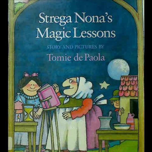 Strega Nona's Magic Lesson