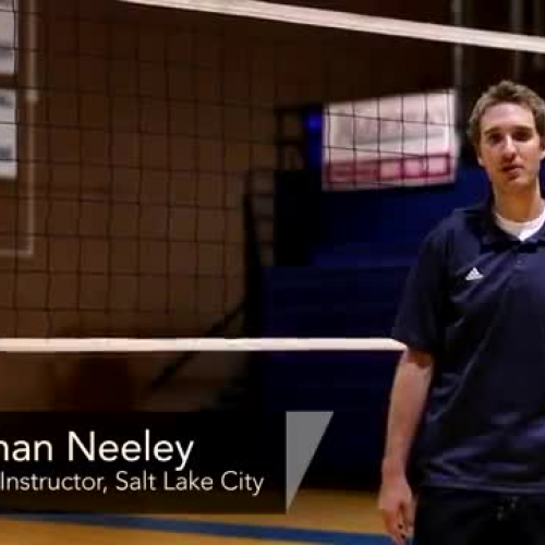 Volleyball : How to Set a Volleyball