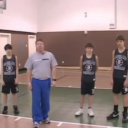 Warm-up Stretches and Drills for Youth Basketball