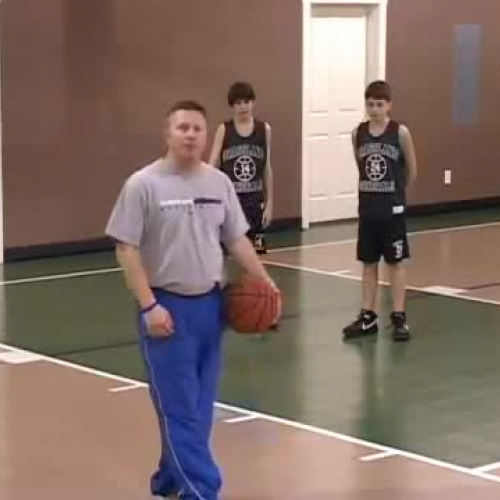 Basketball Drills for Youth Basketball -Full-Court Layups