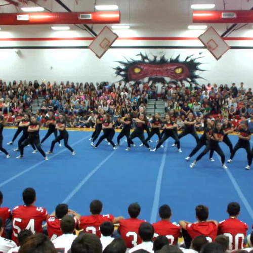 """2015 SNJH Dazzlers """"Get Ridiculous"""""""