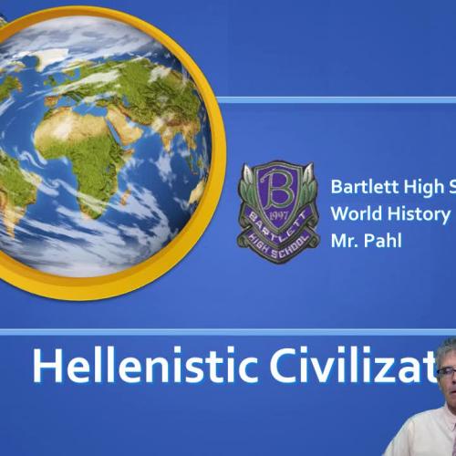 Hellenistic Civilization