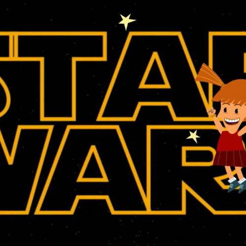 Star Wars The Force Awakens ABC Song