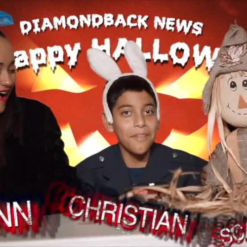 "2015-2016 SNJH Diamondback News ""Spooktacular!"""