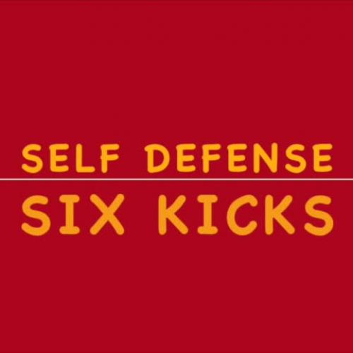Centerville Jr. High Self Defense:  Five Kicks