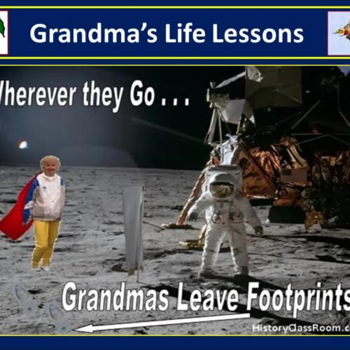 Grandma's Thanksgiving Travel Video