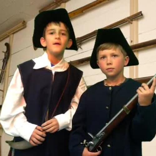 Colonial trades/ gunsmith