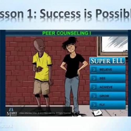 Lesson 1 Summary - English - Super ELL