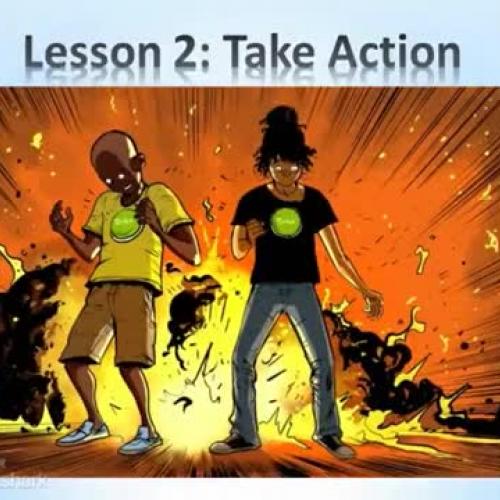 Lesson 2 Summary - English - Super ELL