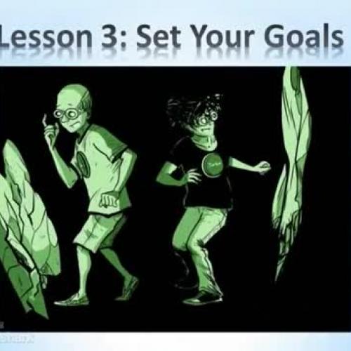 Lesson 3 Summary - English - Super ELL