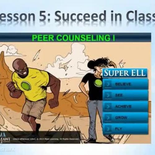 Lesson 5 Summary - English - Super ELL
