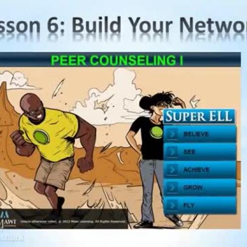 Lesson 6 Summary - English - Super ELL