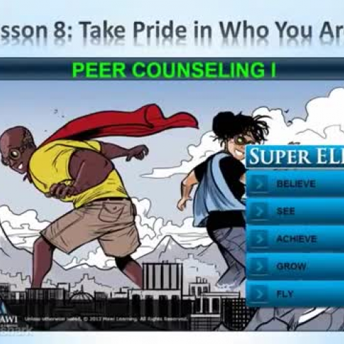 Lesson 8 Summary - English - Super ELL