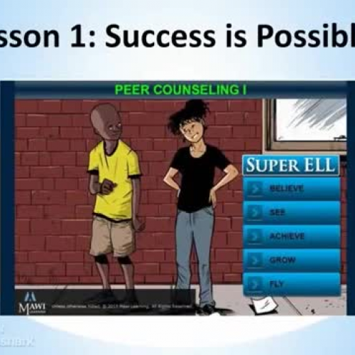 Lesson 1 Summary - Spanish - Super ELL