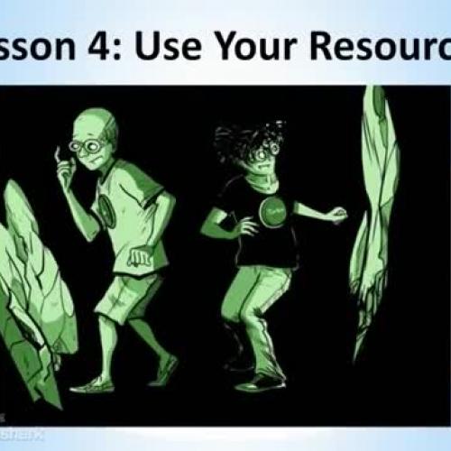 Lesson 4 Summary - Spanish - Super ELL