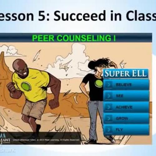 Lesson 5 Summary - Spanish - Super ELL