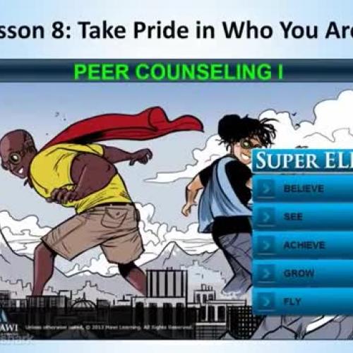 Lesson 8 Summary - Spanish - Super ELL