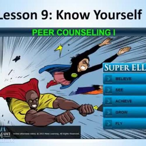 Lesson 9 Summary - Spanish - Super ELL
