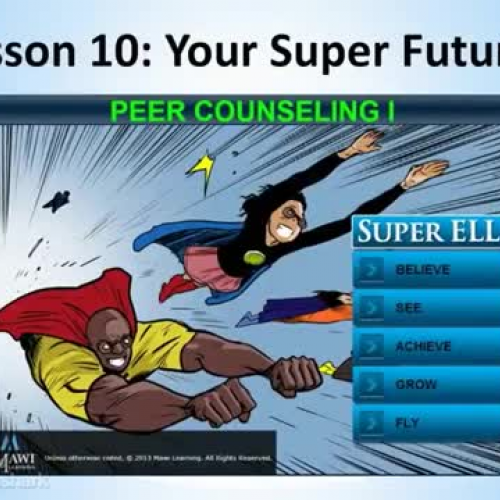 Lesson 10 Summary - Spanish - Super ELL