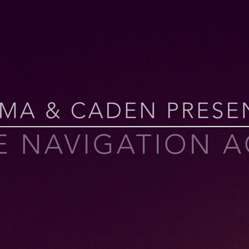 Navigation Acts Video 2015 Emma and Caden Section 1