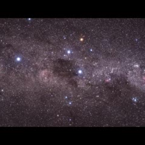 NGC 5189 Zoom Sequence (Annotated)