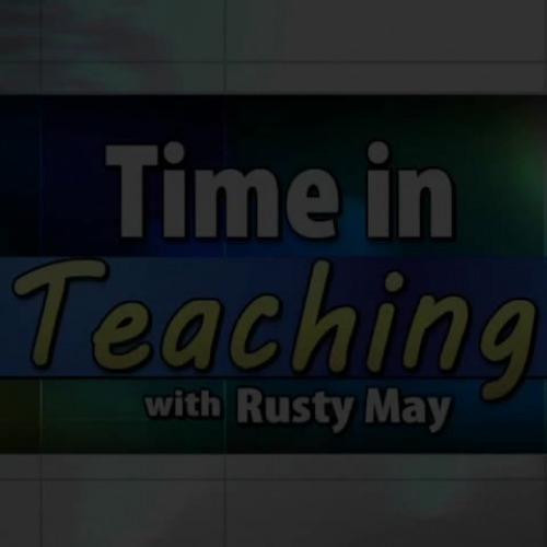 FREE RESOURCE: Time In Teaching - Connecting with Character