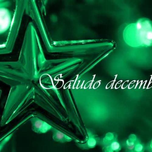 Saludo decembrino