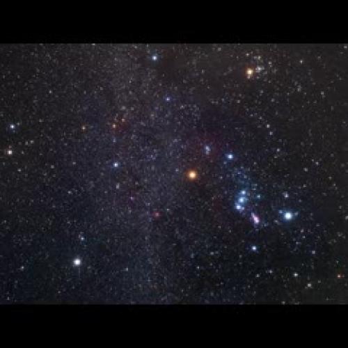 Zoom into NGC 2174