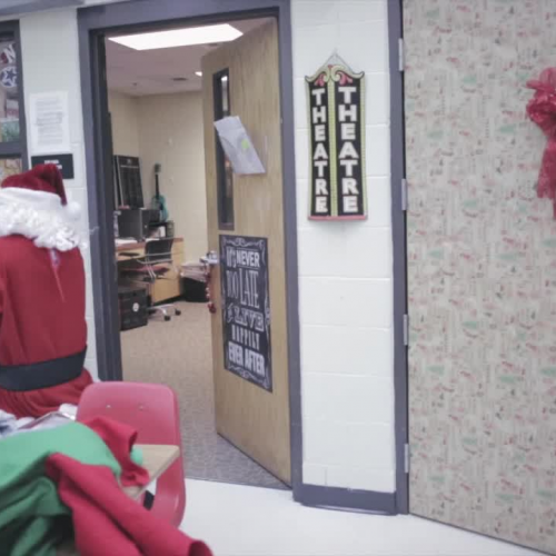 "2015 ""The Criminal Claus"" A Holiday Short"
