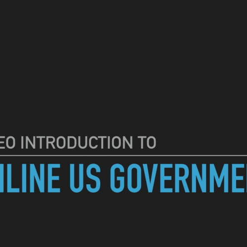 Online Government Unit I