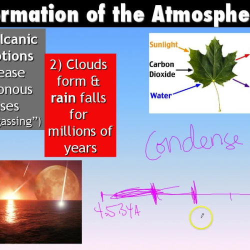 Atmosphere and Energy Cornell Notes Part 1 Video 3 of 3