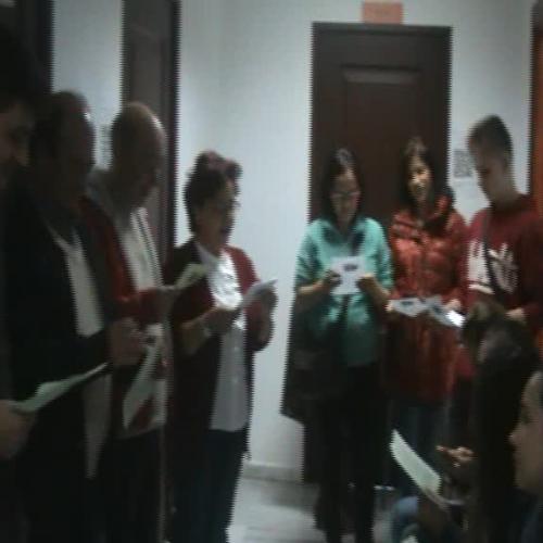 villancicos EOI Fuengirola 2015 aleman