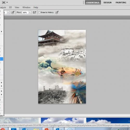 Photoshop East Asia PBL at Drew