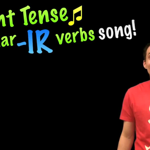 Personal pronouns in Spanish + a song!