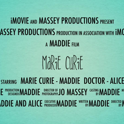 The Life of Marie Curie - trailer